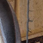 Broken Frayed Garage Roller Door Wires