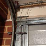 Broken Internal Garage Door Opening Wires