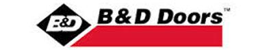 B & D Roller Doors Logo